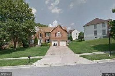 Bowie MD Single Family Home For Sale: $345,500