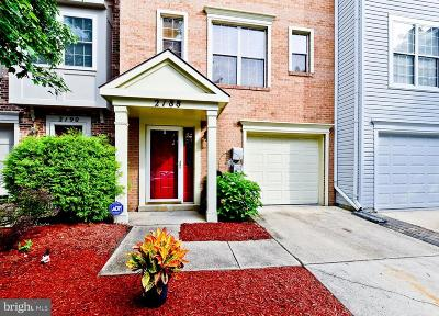 Townhouse For Sale: 2188 Commissary Circle