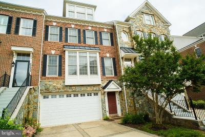 Townhouse For Sale: 43610 Beaver Creek Terrace