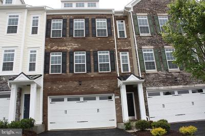 Upper Marlboro Townhouse For Sale: 9621 Westerdale Drive