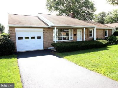 Ephrata Single Family Home For Sale: 1330 Lincoln Heights Avenue