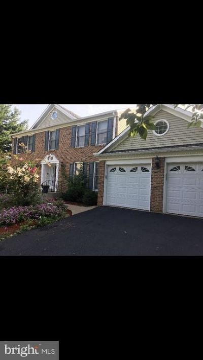 Fairfax County Single Family Home For Sale: 4507 Orr Drive