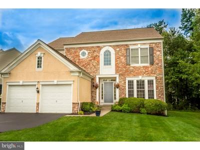 Bucks County Single Family Home For Sale: 230 Liberty Trail Court