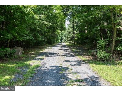 Bucks County Residential Lots & Land For Sale: Lot46-2 W Thatcher Road