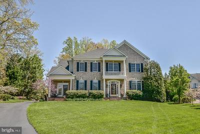 Fairfax County Single Family Home For Sale: 9032 Swans Creek Way