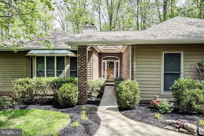 Marriottsville Single Family Home For Sale: 1215 Shady Creek Road