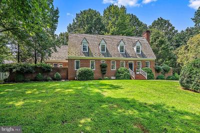 Fauquier County Single Family Home For Sale: 8415 Old Waterloo Road