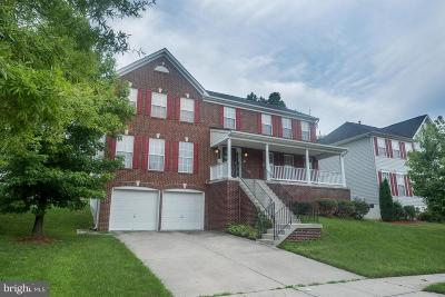 Temple Hills Single Family Home Active Under Contract: 3705 Dixon Street