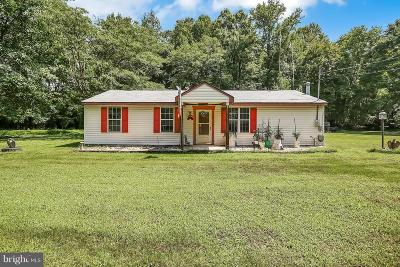 Charles County Single Family Home For Sale: 6345 Hoover Lane