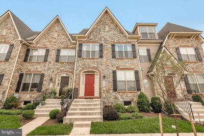 Frederick Townhouse For Sale: 3029 Stoners Ford Way