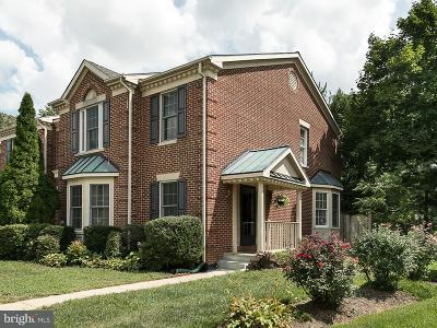 Columbia Townhouse For Sale: 5031 Southern Star Terrace