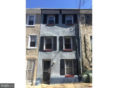 Germantown Townhouse For Sale: 528 E Rittenhouse Street