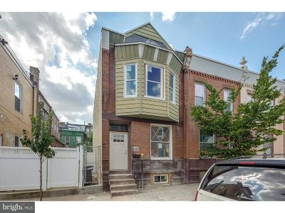 Brewerytown Townhouse For Sale: 1508 N Dover Street