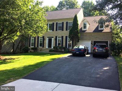 Lorton VA Single Family Home For Sale: $749,900