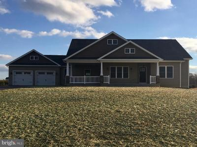 Gerrardstown Single Family Home For Sale: 15 Pale Magnolia Drive #A, B
