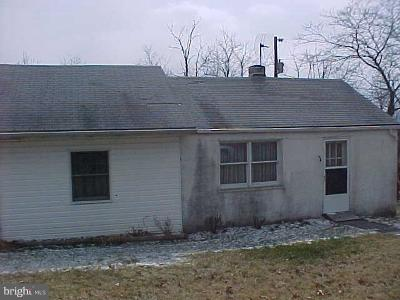 Woodstock VA Single Family Home For Sale: $50,000