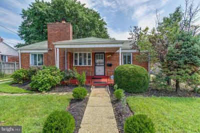 Silver Spring Single Family Home For Sale: 228 University Boulevard