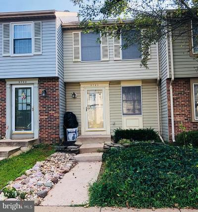 Fairfax Rental For Rent: 3760 Sudley Ford Court