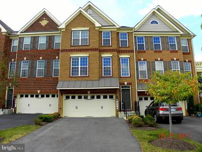 Upper Marlboro Townhouse For Sale: 4059 Ranch Road