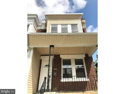 Germantown Townhouse For Sale: 6411 N Beechwood Street