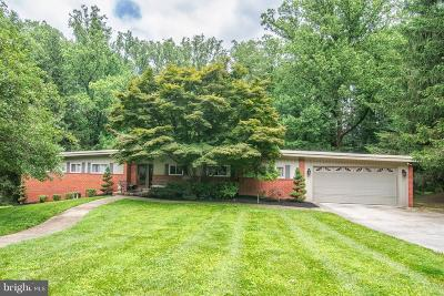 Baltimore County Single Family Home For Sale: 111 Swanhill Court