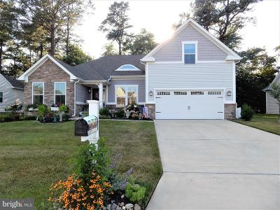 Lewes Single Family Home For Sale: 33590 Herring View Drive