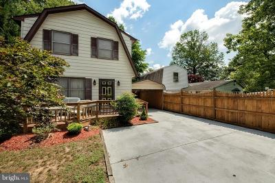 Edgewater MD Single Family Home For Sale: $350,000