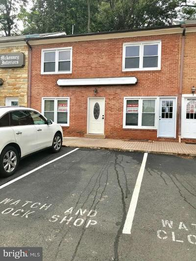 Fairfax County Commercial For Sale: 320 Maple Avenue