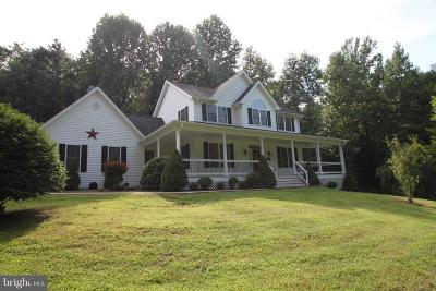 Single Family Home For Sale: 1321 Gordon Farm Road