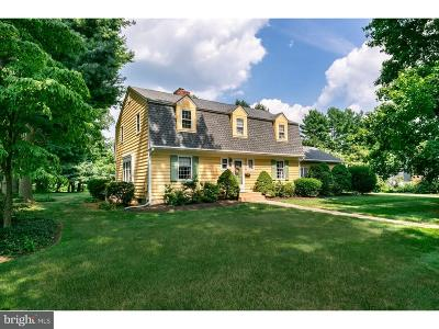 Moorestown Single Family Home For Sale: 709 Maple Leaf Lane