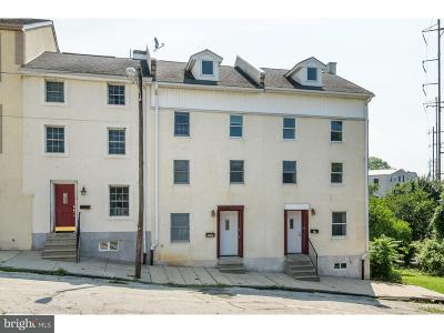 Manayunk Townhouse For Sale: 4613 Umbria Street