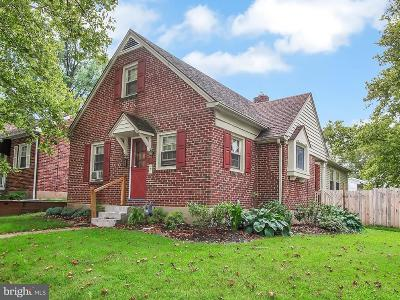 York Single Family Home For Sale: 900 S Ogontz Street