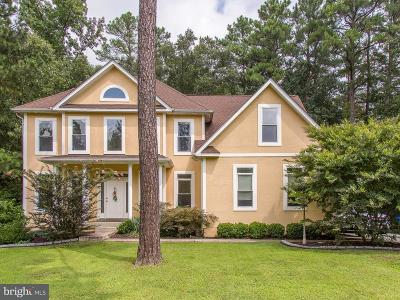 Charles County, Calvert County, Saint Marys County Single Family Home For Sale: 11300 Lord Baltimore Drive