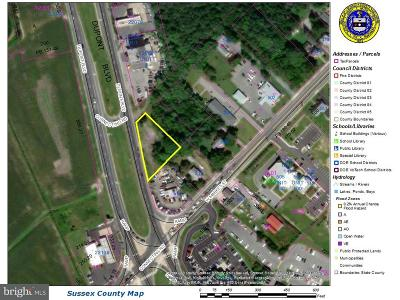 Georgetown Residential Lots & Land For Sale: 11 N Dupont Highway