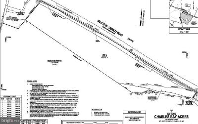 Residential Lots & Land For Sale: 1537 Liberty Road