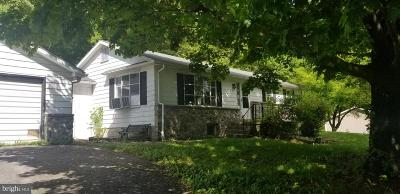 Fairfield Single Family Home For Sale: 1077 Old Waynesboro Road