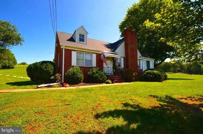 Owings Single Family Home For Sale: 150 Chesapeake Beach Road