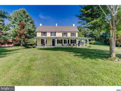 Kennett Square Single Family Home For Sale: 1977 Marlboro Road