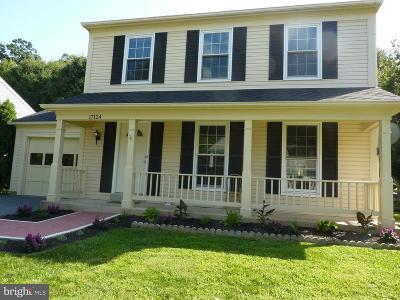 Montgomery County Single Family Home For Sale: 17124 Thorntondale Court