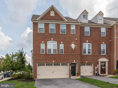 Waldorf Townhouse For Sale: 3227 Careysbrook Court
