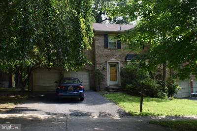 Montgomery County Single Family Home For Sale: 9802 Campbell Drive