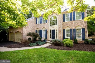 Ellicott City MD Single Family Home For Sale: $695,000
