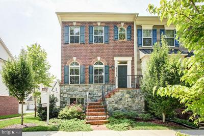 Clarksburg Townhouse For Sale: 12559 Horseshoe Bend Circle
