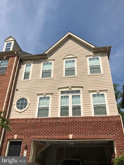 Suitland Townhouse Active Under Contract: 4279 Talmadge Circle