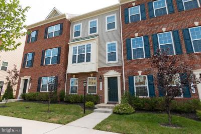 Howard County Townhouse For Sale: 7112 Beaumont Place