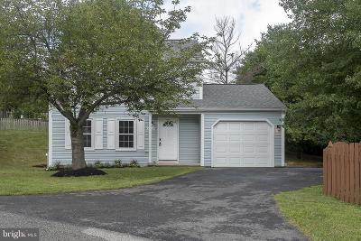 Howard County Single Family Home For Sale: 6028 Bakers Place