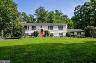 Culpeper County Single Family Home For Sale: 10452 O'bannons Mill Road