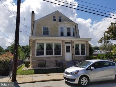 Philadelphia Single Family Home For Sale: 623 Dupont Street