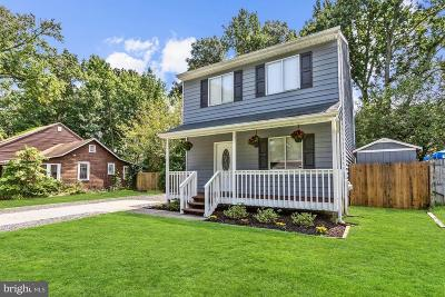 Shady Side Single Family Home For Sale: 1307 Juniper Street
