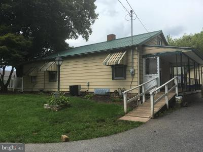 Dover Single Family Home For Sale: 3161 Claremont Road